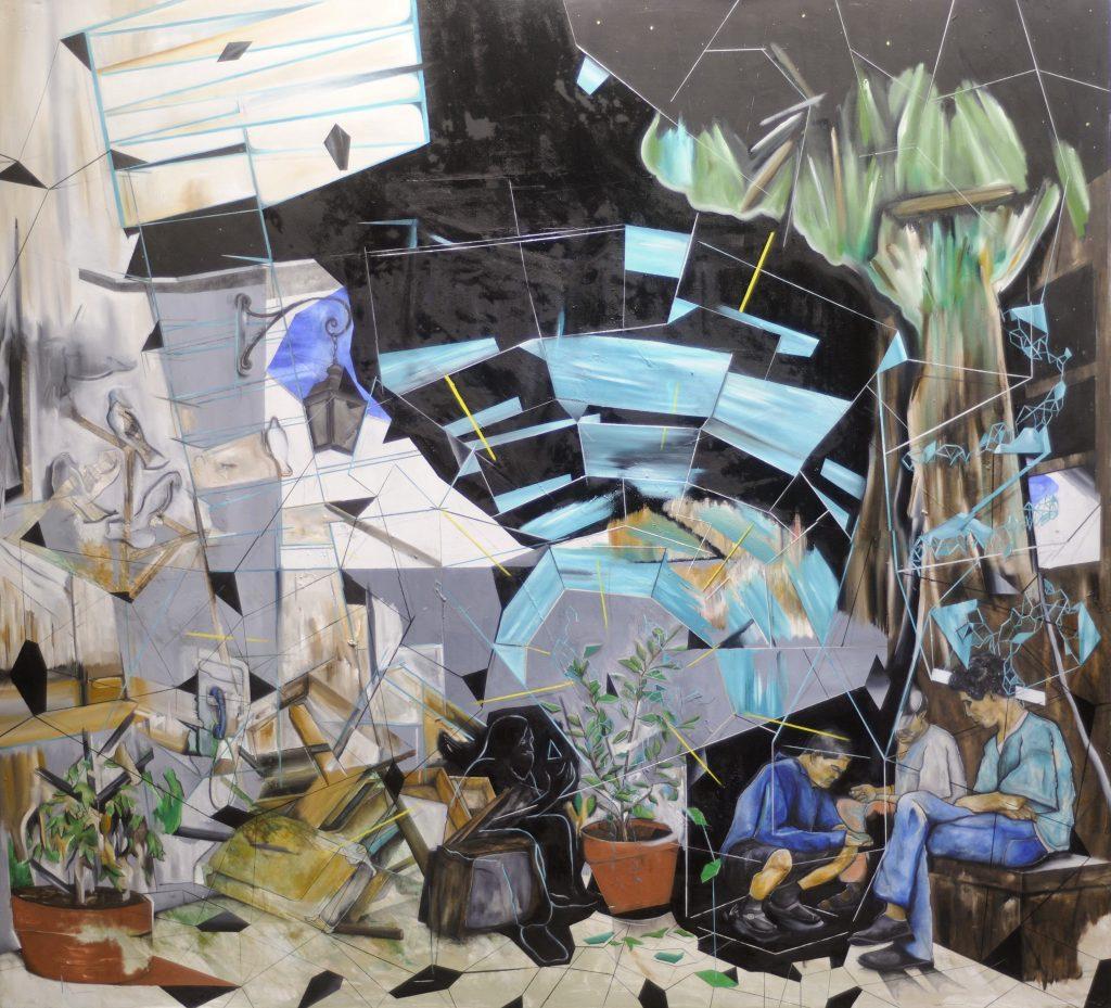 Christian Bazant-Hegemark, Symphony, 2013