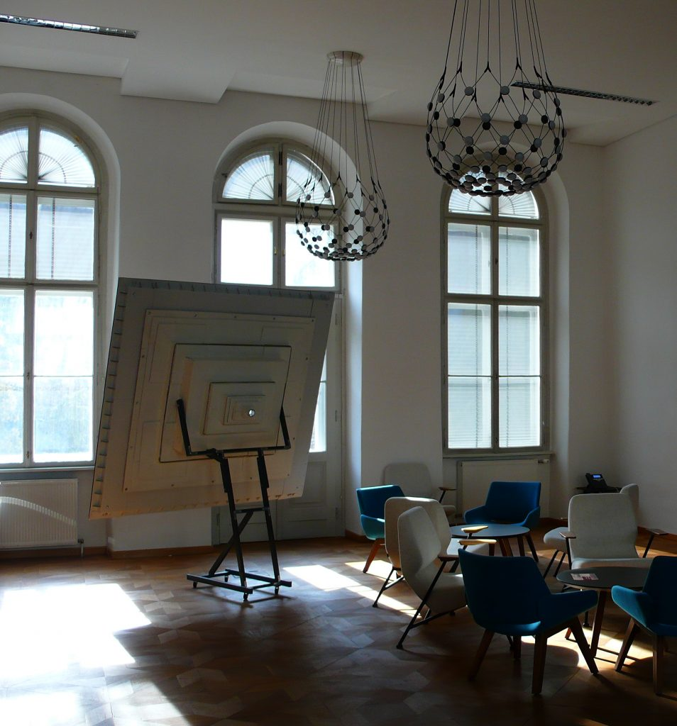 Exhibition at Palais Strozzi (c) Wendelin Pressl